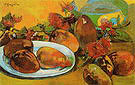 Paul Gauguin Still Life with Mangoes 1896