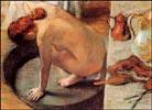 Edgar Degas The Tub 1886
