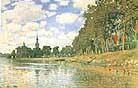 Claude Monet Zaandam 1871