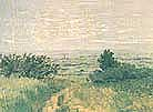 Claude Monet View of the Argenteuil Plain from the San nois Hills 1872