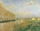 Claude Monet The Seine at Argenteuil 1873