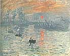 Claude Monet Impression Sunrise 1873