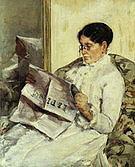 Mary Cassatt Portrait of a Lady 1878