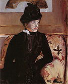 Mary Cassatt Portrait of Madame J 1879