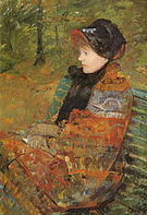 Mary Cassatt Autumn 1880