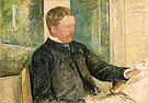 Mary Cassatt Portrait of Alexander J 1880
