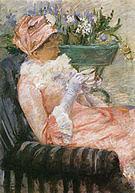Mary Cassatt Tea 1880