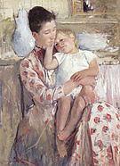 Mary Cassatt Mother and Child 1889