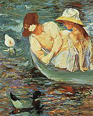Mary Cassatt Summertime 1894