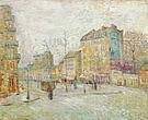 Vincent van Gogh Boulevard de clichy 1887