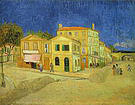 Vincent van Gogh The Yellow House The Street 1888