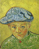 Vincent van Gogh Portrait of Camille Roulin 1888