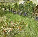 Vincent van Gogh Daubigny s Garden 1980