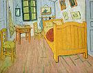 Vincent van Gogh The Bedroom 1888