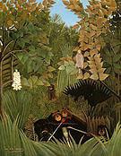 Henri Rousseau Merry Jesters 1906
