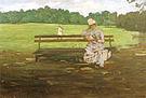 William Merritt Chase Prospect Park Brooklyn 1886