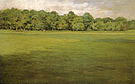 William Merritt Chase Prospect Park 1886