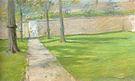 William Merritt Chase A Bit of Sunlight 1888