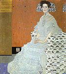 Gustav Klimt Fritza Riedler 1906