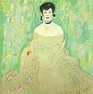 Gustav Klimt Amalie Zuckerkandl 1917