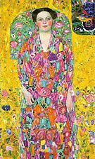 Gustav Klimt Eugenia (Mada) Primavesi 1913