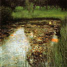 Gustav Klimt The Swamp 1900