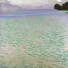Gustav Klimt Attersee I 1900