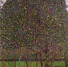 Gustav Klimt Pear Tree 1903
