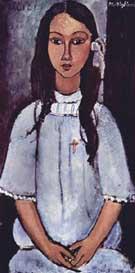 Amedeo Modigliani Alice 1915