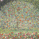 Gustav Klimt Apple Tree I 1912