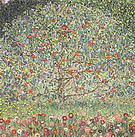 Gustav Klimt Apple Tree I 1912