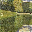 Gustav Klimt Schonbrunn Park 1916