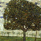 Gustav Klimt Apple Tree II 1916