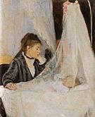 Berthe Morisot The Cradle 1872