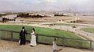 Berthe Morisot View of Paris from the Trocadero 1872