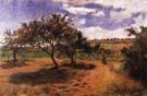 Paul Gauguin Apple Trees at the Hermitage near Pontoise
