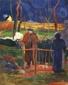 Paul Gauguin Bonjour, Monsieur Gauguin
