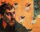 Paul Gauguin Self-Portrait 1