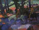 Paul Gauguin Ford (Running Away)
