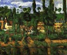Paul Cezanne The Castle of Medan (The Home of Zola)