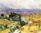 Paul Cezanne Landscape at L'Estaque