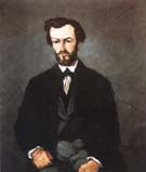 Paul Cezanne Portrait of Antonin Valabregue