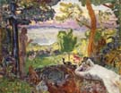 Pierre Bonnard Earthly Paradise