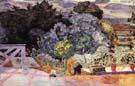 Pierre Bonnard The Terrace 1918