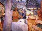 Pierre Bonnard The Terrace at Vernonnet