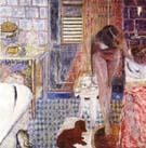 Pierre Bonnard Nude in Bathroom 1932