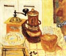 Pierre Bonnard The Coffee Grinder 1930