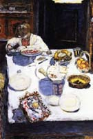 Pierre Bonnard The Table 1925