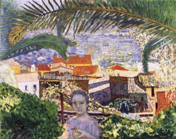 Pierre Bonnard The Palm