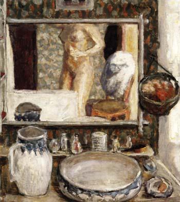 Pierre Bonnard The Dressing Table1908